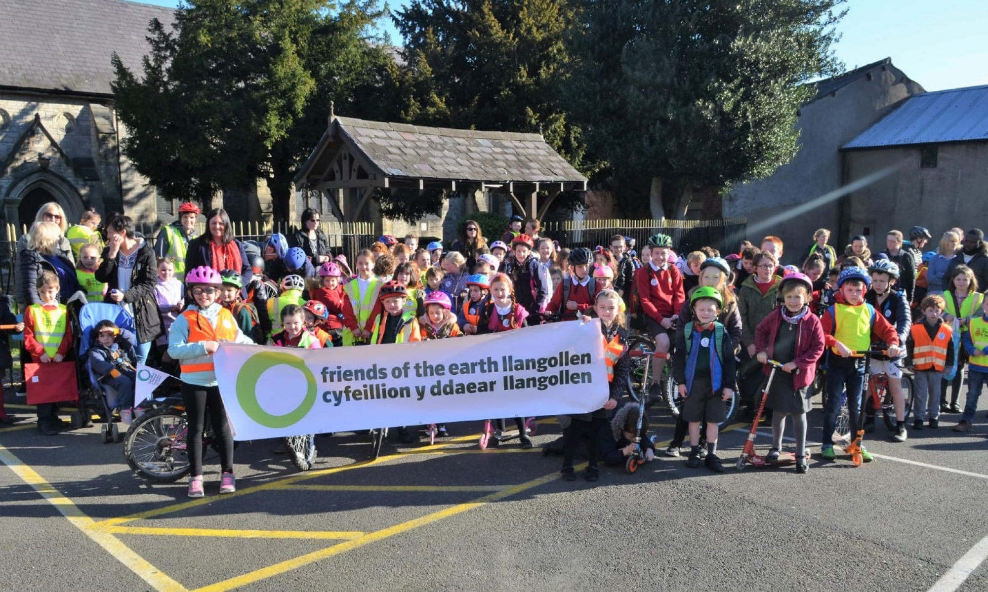 Llangollen & District Friends of the Earth | Cyfeillion y Ddaear Llangollen a'r Rhanbarth